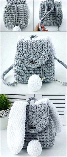- Get equipped to pick some perfect and high-quality Crochet Patterns right now! We all know that the crochet trend is turning into so a whole lot popular Crochet Kawaii, Cute Crochet, Crochet Baby, Crochet Beach Bags, Crochet Gifts, Crochet Bag Tutorials, Crochet Projects, Crochet Ideas, Diy Projects