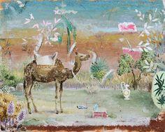 Matthias Weischer, 2011, oil http://medverf.blogspot.nl/