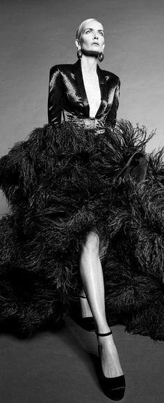 Ashi Studio Fall 2021 Couture Christian Lacroix, Christian Wijnants, Hussein Chalayan, Michael Cinco, Lou Doillon, Damir Doma, Julien Macdonald, Phoebe Philo, Stephane Rolland