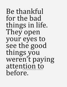 #quotes #thankful #open #eyes