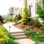 Front Yard Landscaping Ideas by a Trumbull CT Landscaper