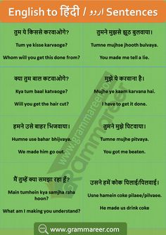 English Sentences with Hindi Translation for Daily Used with PDF 500 English Phrases – Grammar Improve English Grammar, Improve English Speaking, English Learning Spoken, Teaching English Grammar, English Writing Skills, English Sentences, English Phrases, Learn English Words, English Transition Words