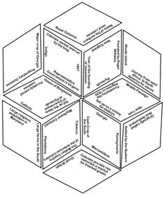 Seven-Sisters-1 | Quilts | Pinterest : tumbling blocks quilt pattern template - Adamdwight.com