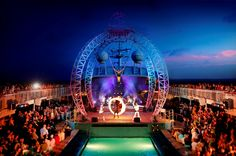 Australia Day: entertainment done right, P & O's Pacific Jewel. Best Cruise, Cruise Tips, Cruise Travel, Around The World In 80 Days, Around The Worlds, Pacific Cruise, Bali, P&o Cruises, Cruise Reviews