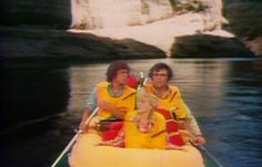 Rick Marshall (Spencer Milligan) and his children Will (Wesley Eure) and Holly…