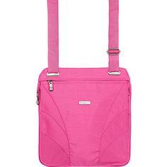 baggallini Sling Crossbody Cherry Blossom - baggallini Fabric Handbags