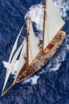 Yacht Charters: Top Places to Have a Boating Holiday in the U. Yacht Design, Classic Sailing, Float Your Boat, Love Boat, Yacht Boat, Sail Away, Wooden Boats, Tall Ships, Yachts