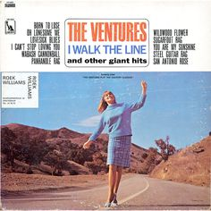 The Ventures Greatest Hits Music Covers, Album Covers, Lovesick Blues, Wildwood Flower, Music Like, Music Stuff, Lp Cover, Cover Art, The Ventures