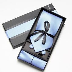 Cheap ties for men, Buy Quality necktie tie directly from China tie hanky cufflink set Suppliers: Tie hanky cufflink Sets 2016 Fashion Silk Neckties Ties for mens gravata For Wedding Party Business Blue Fashion, Mens Fashion, Shops, Cufflink Set, Wedding Ties, Tie Set, Color Box, Online Gifts, Silk Ties