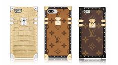 Louis Vuitton Eye-Trunk Looks Like A luggage And It Is An iPhone Case