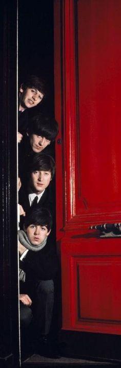 Red Door & The Beatles
