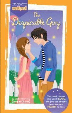 """The Despicable Guy Book 1 - PROLOGUE"" by shirlengtearjerky - ""Published under Summit Media's Pop Fiction Books! Grab yours now for Check Booksale, Pandayan…"" Wattpad Published Books, Best Wattpad Books, Wattpad Book Covers, Wattpad Stories, Pop Fiction Books, Books To Buy, Free Reading, Book Publishing, Book 1"