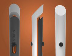 NIXON I Pen Design by Patrick Short, via Behance