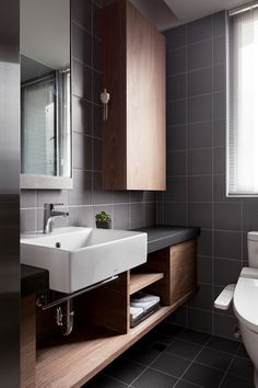 V+T Interior Studio | THE ALL IN ONE APARTMENT by Hey!Cheese, via Behance