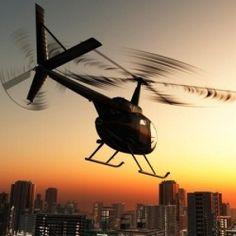 Quanto custa andar de helicóptero