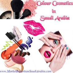 #ColourCosmetics in #SaudiArabia