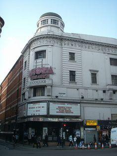 Astoria Theatre, Charing Cross Road, London
