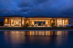 Matthew Mcconaughey House, Plantation Style Homes, Villa, Kailua Kona, Hawaii Homes, Gated Community, Big Island, Beach Club, Luxury Real Estate