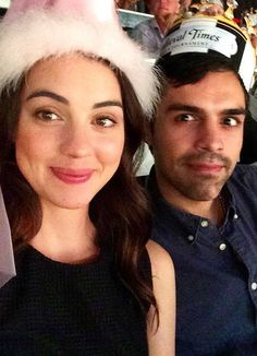 Adelaide Kane & Sean Teale. These two would have the most incredible looking babies.
