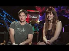 'Final Destination 3' Interview Final Destination Movies, Ryan Merriman, Mary Elizabeth Winstead, Comebacks, Finals, Horror, Interview, Girly, Actors