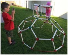 The Lil' Monkey Dome Climber encourages keeping kids active with a really fun twist!  Finding out more: