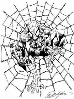 Spider-Man by Bob Layton