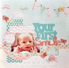Layout: Your First Smile