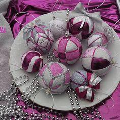 Merry Christmas #navidad2016 #adornos #patchwork #decor #decoration #arboldenavidad #artesania #hechoamano #bolasdenavidad #handmade #navidad #Christmas #diy #kimekomi #santaclaus #papanoel #christmastime #regalos #interiordesign #homedecor #love #pretty #cute #inspiration #december #ручнаяработа