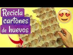 Adornos Navideños con tubos de cartón - 3 Ideas (Reciclaje) Ecobrisa - YouTube