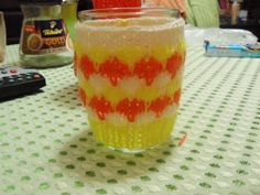 svetřík na skleničku