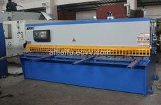 QC12Y Hydraulic Swing Beam Shearing Machine,Hydraulic Swing Shearing Machine,Cutting Machine (QC12Y-6x3200) - China Hydraulic Shear;Cutti...