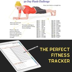 Fitness & Workout Tracker - Boss Personal Planner - The Digital Fitness Planner by BOSS Personal Planner is the only tool you'll need to reach your f - Fitness Tracker, Fitness Herausforderungen, Fitness Workout For Women, Personal Fitness, Fitness Goals, Fitness Motivation, Motivation Quotes, Health Fitness, Gym Workouts