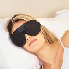 The Sleep Assisting Mask - Hammacher Schlemmer
