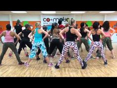 "▶ ""WIGGLE"" by Jason Derulo - Choreo by Lauren Fitz for Dance Fitness - YouTube"