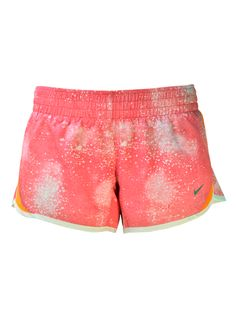 Nike Girls Summer 13 Printed Dash short www.hibbettsports.com