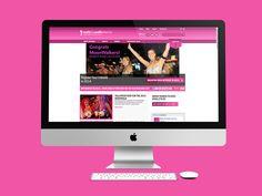 Walk The Walk es una organización dedicada a recaudar dinero y el conocimiento de las causas de cáncer de mama. Se hizo el diseño de la página web en HTML.  Año 2013.
