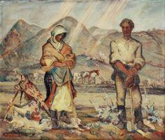 Päť najdrahších slovenských obrazov, Martin Benka