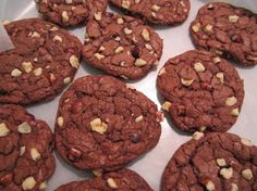 Nutella Cookies. Photo by pprigel