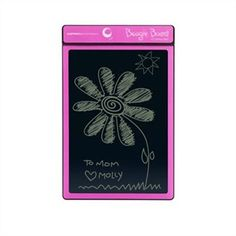 How fun would these be in the classroom? -Boogie Board LCD Tablet - Pink