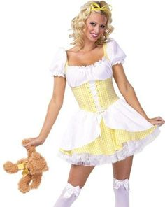 Cinema Secrets Goldilocks Costume « Clothing Impulse