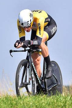 Jos van Emden (LottoNL-Jumbo) wins the stage 4 time trial Eneco Tour (Tim de Waele/TDWSport.com)
