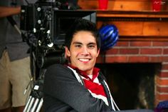 Sam Tsui <3   If I were to ever have a crush on an Asian boy, it would def be him!! <3 This boy can sing! :)