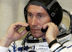 Russian Cosmonaut Sergei Krikalev Is The Worlds Time-Travel Record Holder