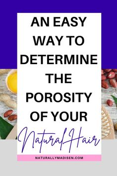 Natural Hair Growth Tips, Natural Hair Mask, Natural Hair Regimen, Natural Hair Journey, Natural Hair Styles, Hair Porosity, Grow Hair, Hair Hacks, Healthy Hair