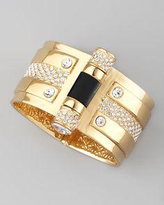 Rachel Zoe Pin Clasp Bracelet - Neiman Marcus