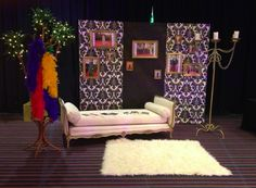 'The Land of Dreams'- Hollywood Theming- The Prop House #ThePropHouse #Hollywood #Events #Theming #Styling #TinselTown #Photobooth
