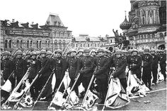 1945 Parade of Victory.