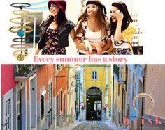 Favourite city! #Lisbon #hviskcity #fashionjewellery #hviskstylist #fashion