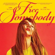 [ K-POP ] f(x) : Luna - Mini Album Vol1. [Free Somebody] $11.27 KoreanMall