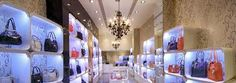 lojas de bolsas - Paris Hilton